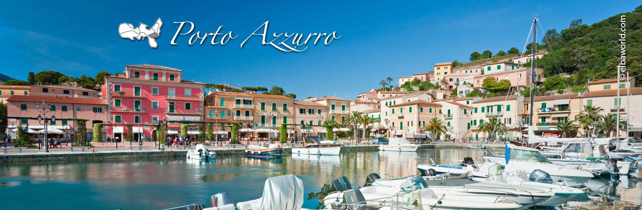 Porto Azzurro Municipality Of Elba Island