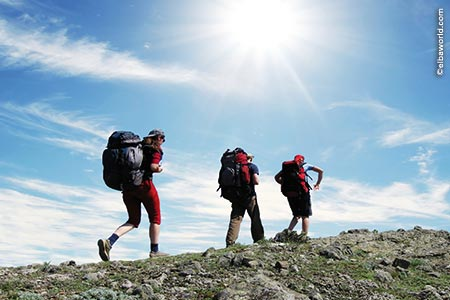 Hiking itineraries