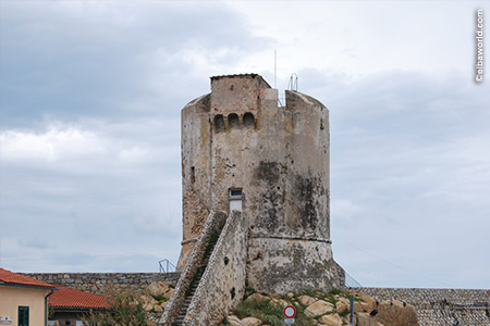 Marciana Marina Tower