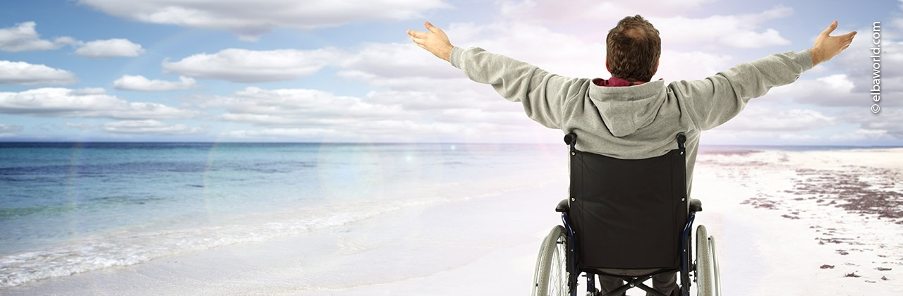 Holiday for disabled people
