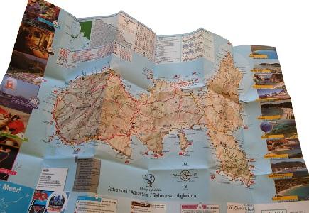 Maps of Elba Island